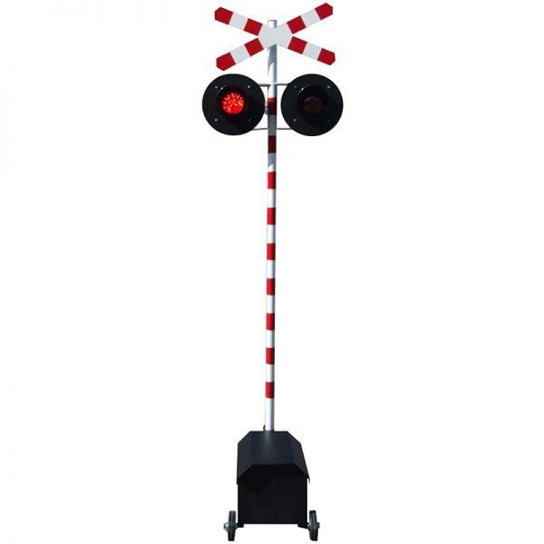 Sygnalizator kolejowy bez rogatki