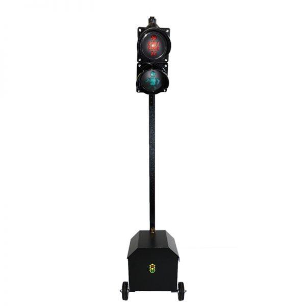 Sygnalizator 2-komorowy dla ruchu pieszego - skrzynka